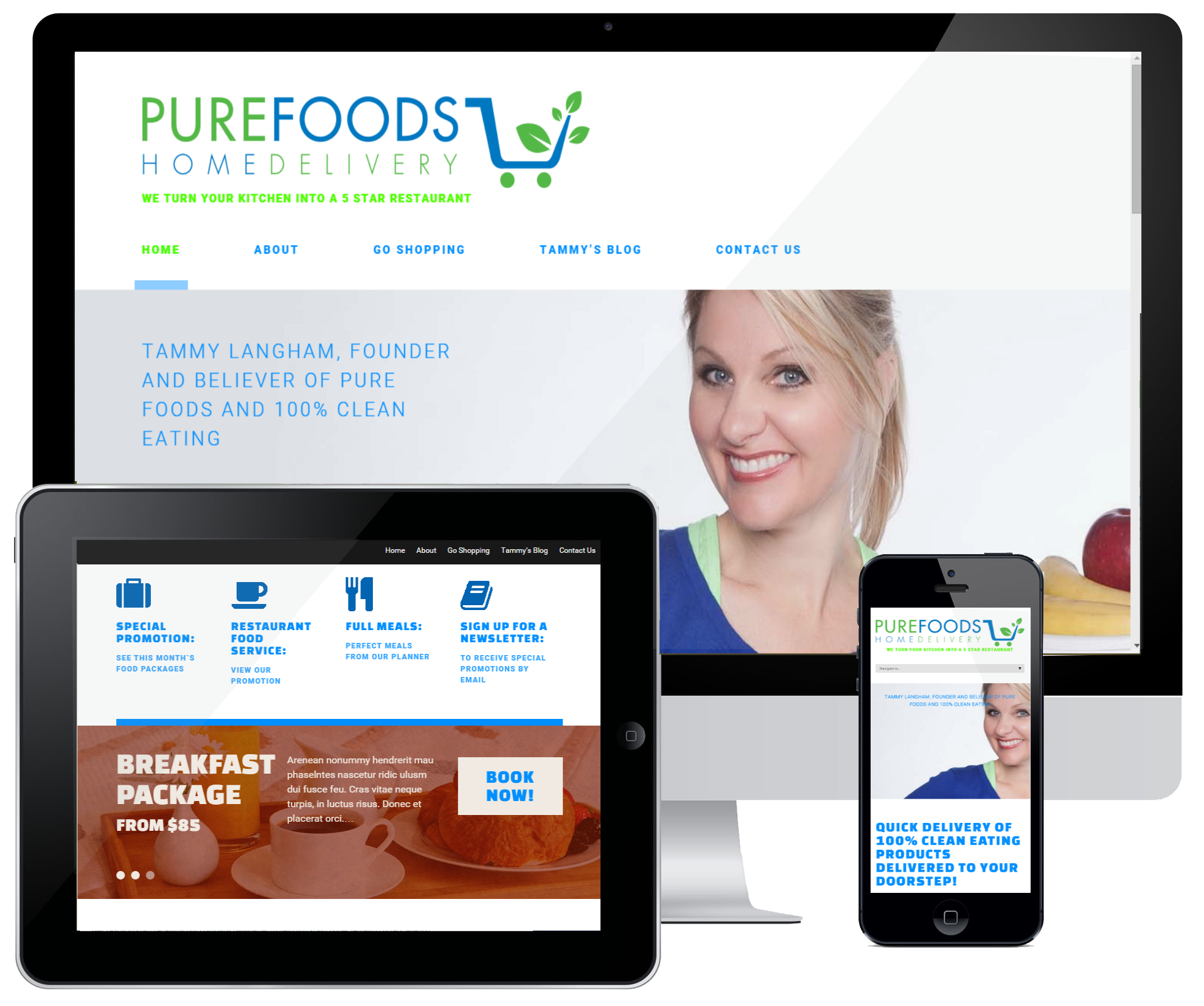 Pure Foods Florida and Michigan